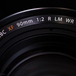 The Fuji XF 90mm f/2 R WR