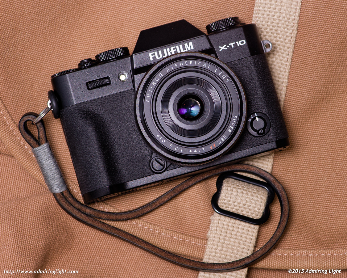 The new Fujifilm X-T10