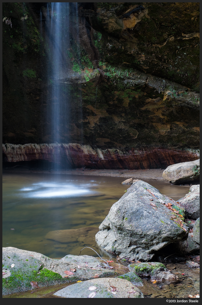 Lower Falls - Fujifilm X-E1 with Fujinon XF 35mm f/13