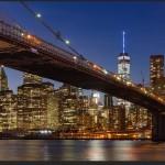 Manhattan Skyline - Sony A7 II with Zeiss FE 55mm f/1.8 @ f/8, 30s, ISO 100
