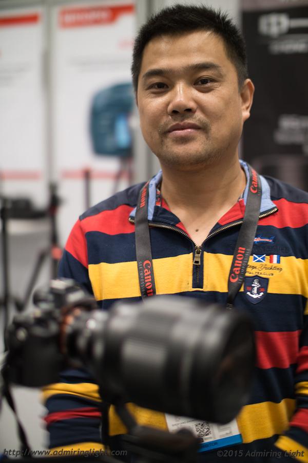 Sony a6000 with Mitakon 35mm f/0.95 @ f/0.95