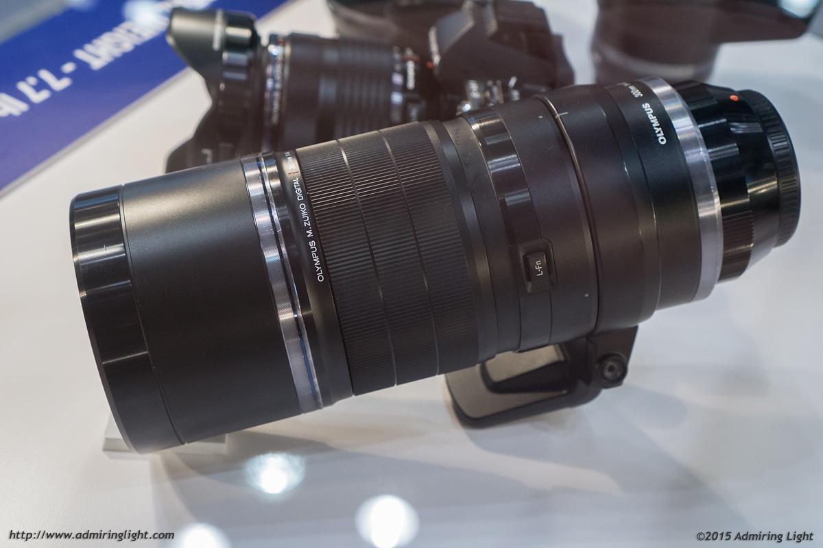 The Olympus 300mm f/4 (mockup)