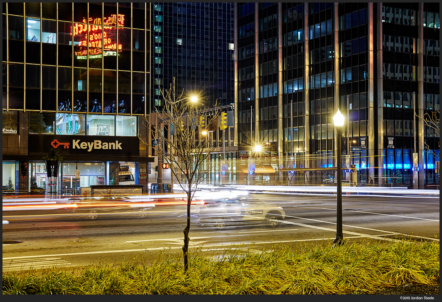 Third and Broad - Fujifilm X-T1 with Fujinon XF 35mm f/2 R WR @