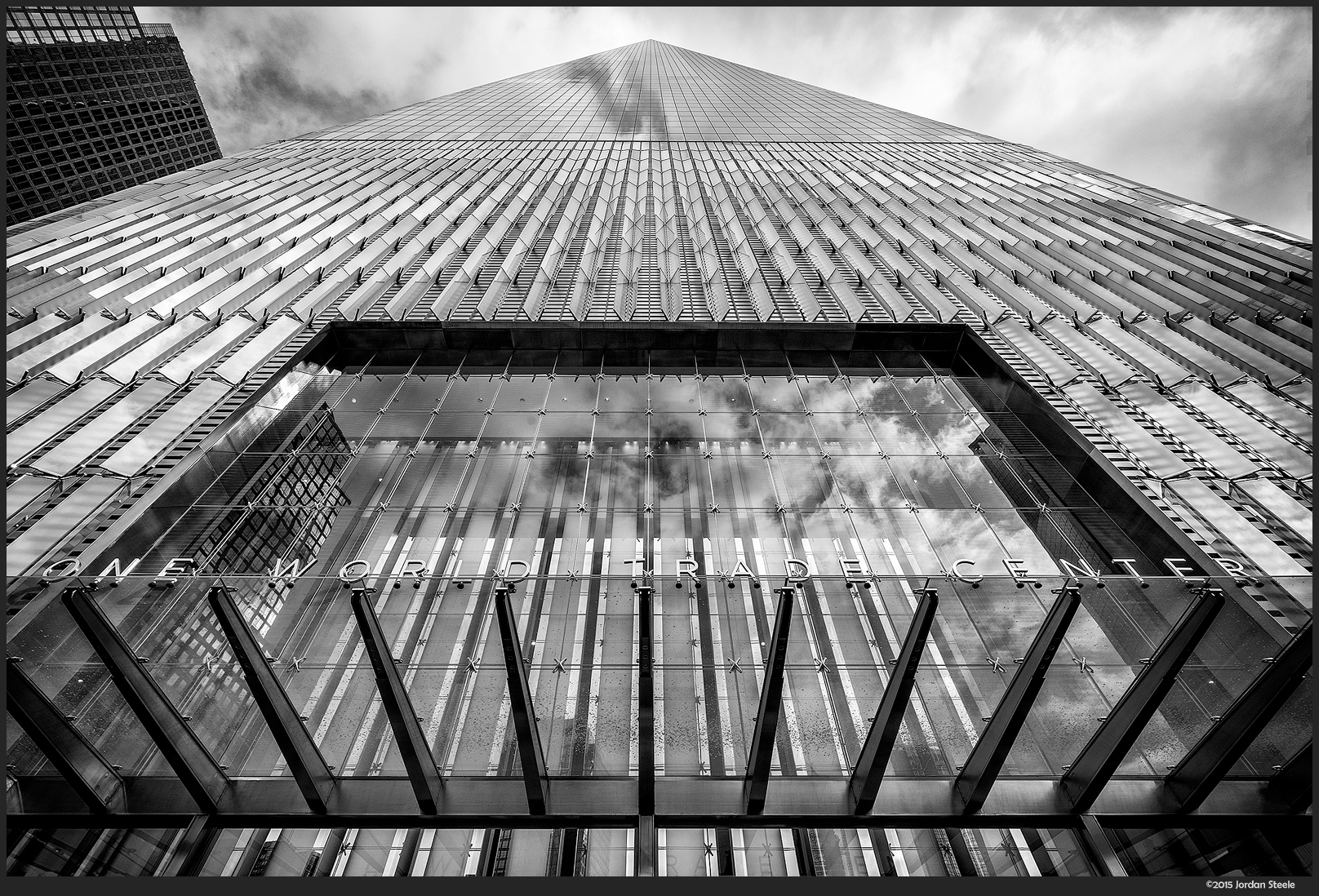 One World Trade Center - Sony A7 II with Zeiss 16-35mm f/4 @ 16mm, f/8