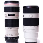 Canon EF 70-200mm f/4L (with Metabones IV) and Sony FE 70-200mm f/4 G OSS
