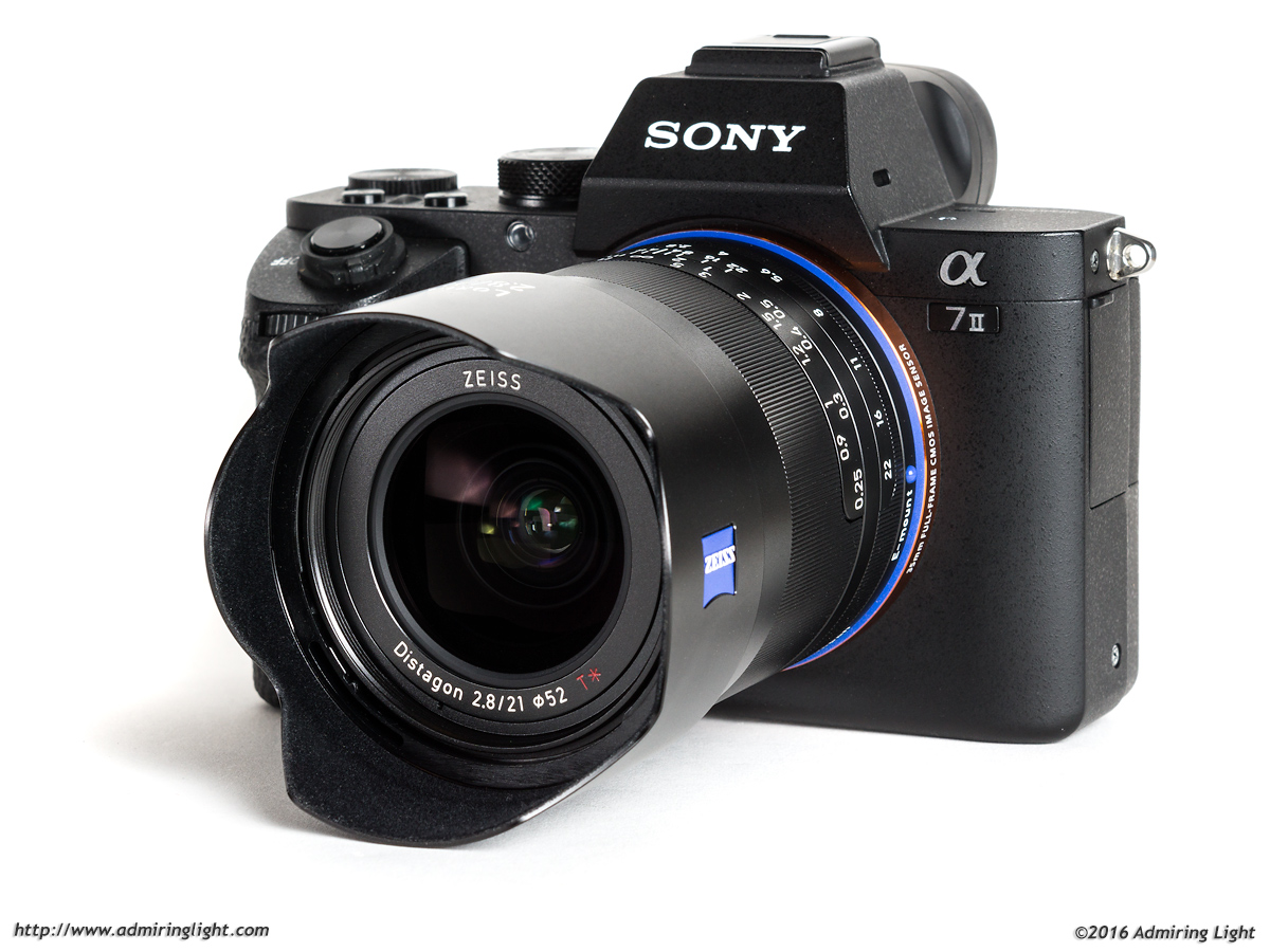 The Zeiss Loxia 21mm f/2.8 Distagon on the Sony A7 II