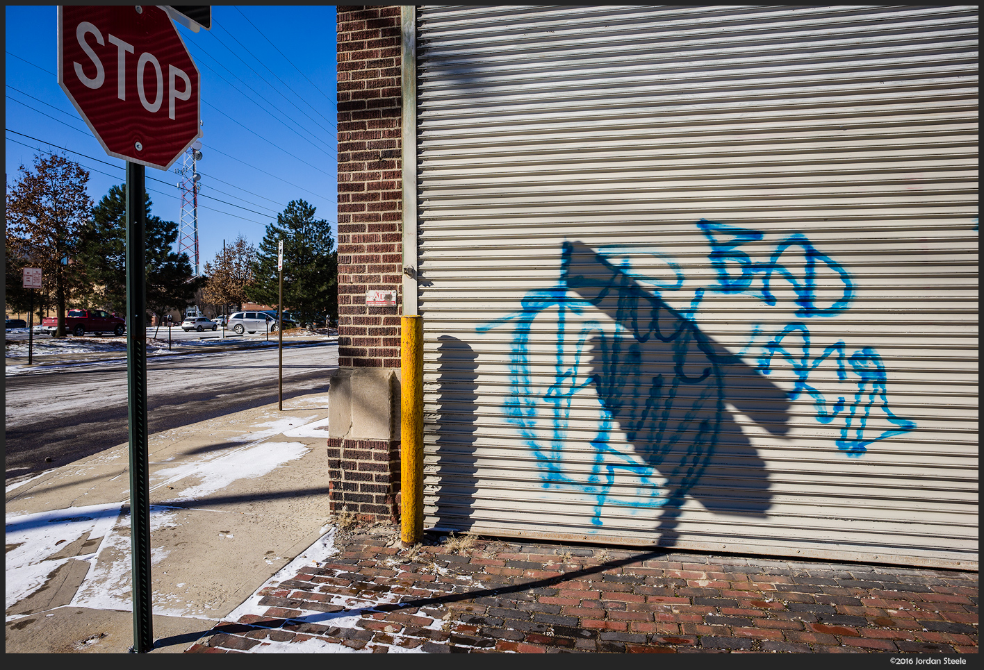 Stop Shadow - Sony A7 II with Zeiss Loxia 21mm f/2.8 Distagon @ f/8