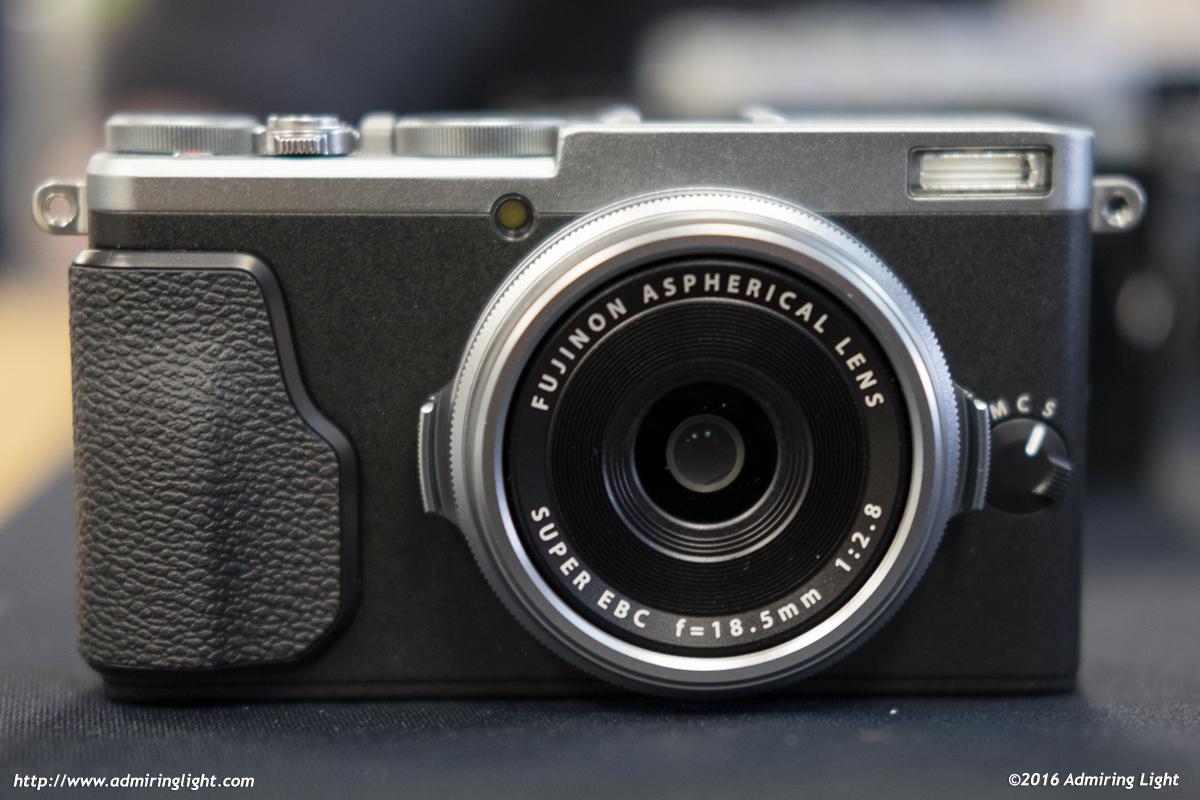 The Fuji X70