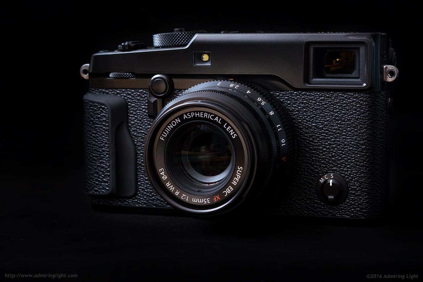 The Fujifilm X-Pro 2