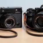 The Fuji X-Pro 2 and the Sony A7 II