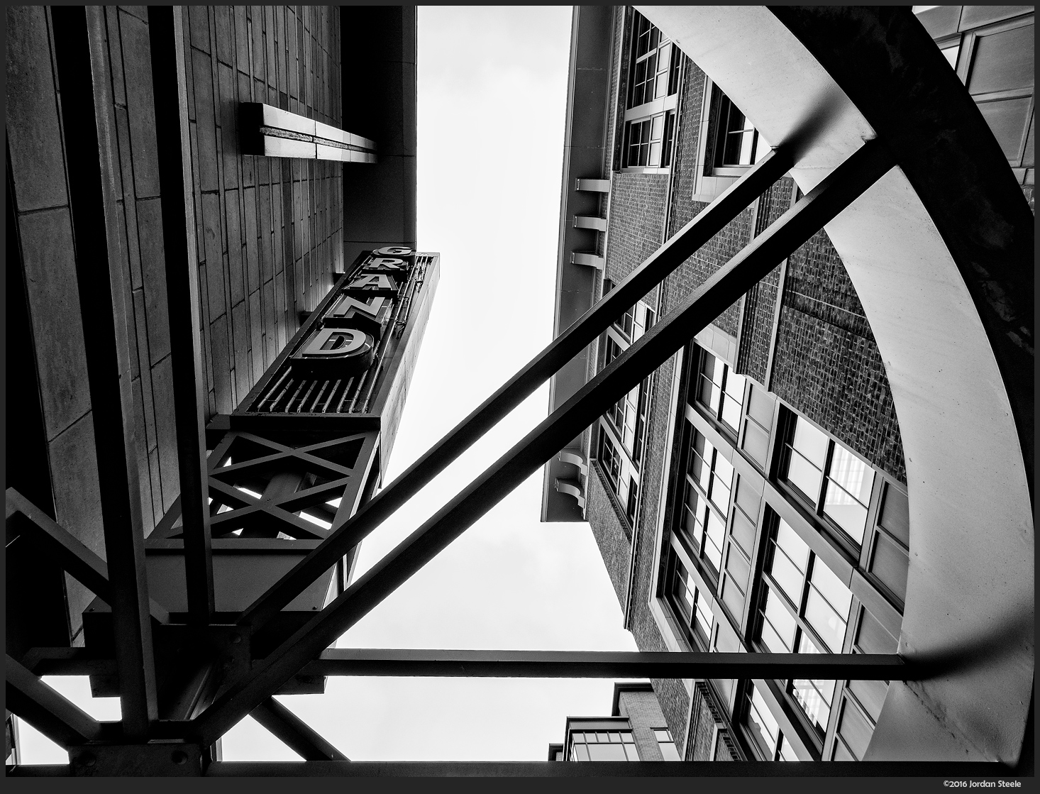 Up at the Grand - Olympus Pen-F with Panasonic 12-32mm f/3.5-5.6 @ 12mm, f/5.6, ISO 200