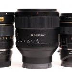 The 85mm f/1.4 GM goes head to head with some more budget friendly optics.