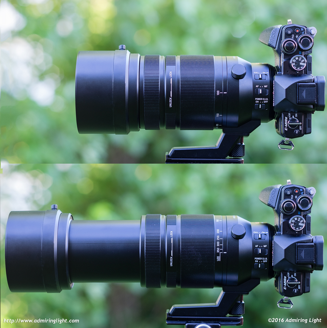 Review: Panasonic Leica 100-400mm f/4-6 3 DG Vario-Elmar OIS