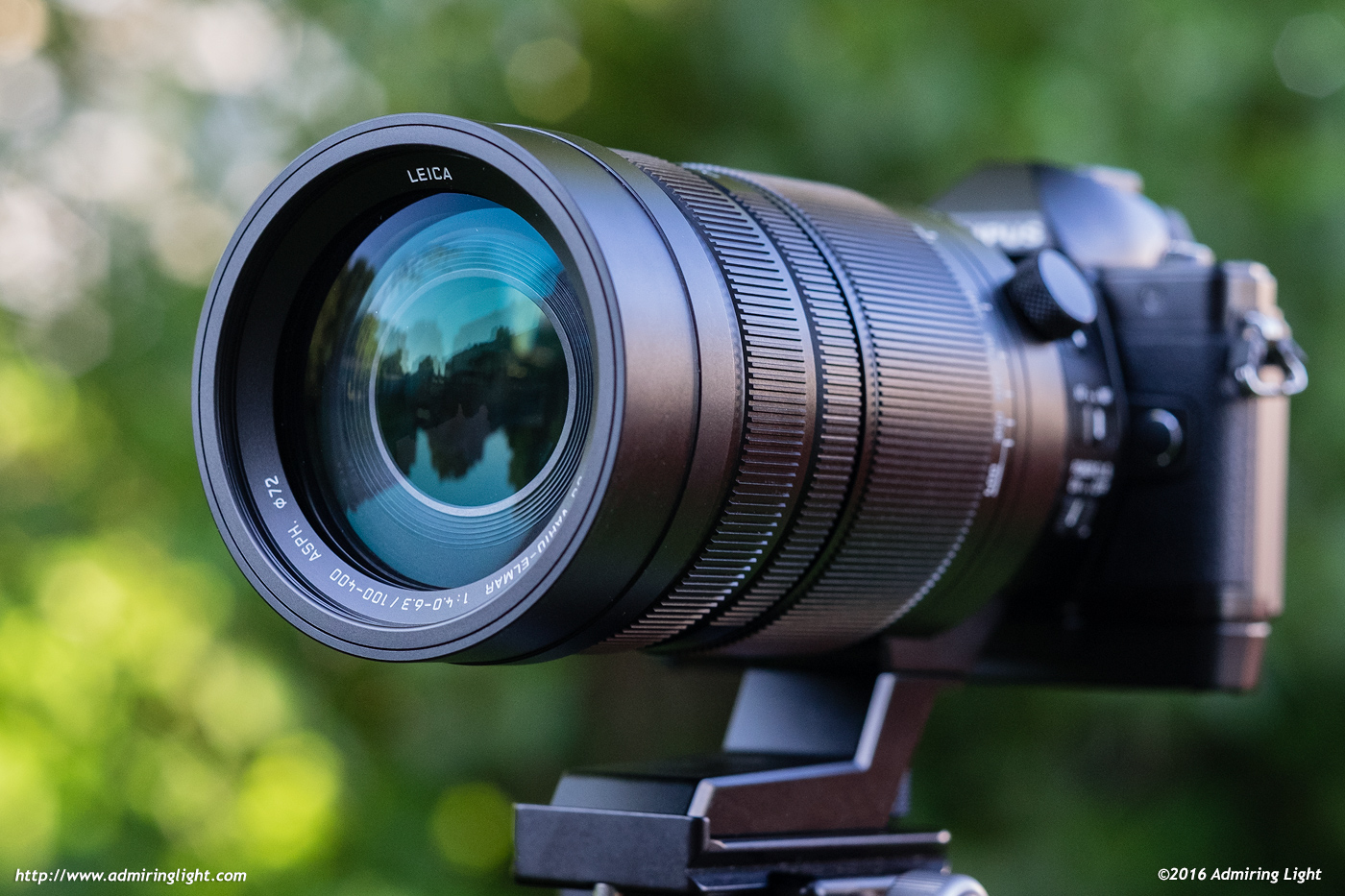 The Panasonic Leica 100-400mm f/4-6.3 OIS on the Olympus E-M10 Mark II