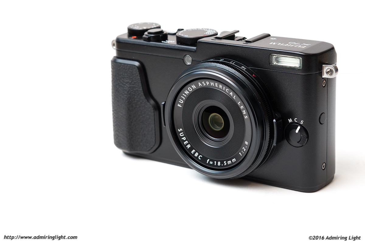 The Fujifilm X-70
