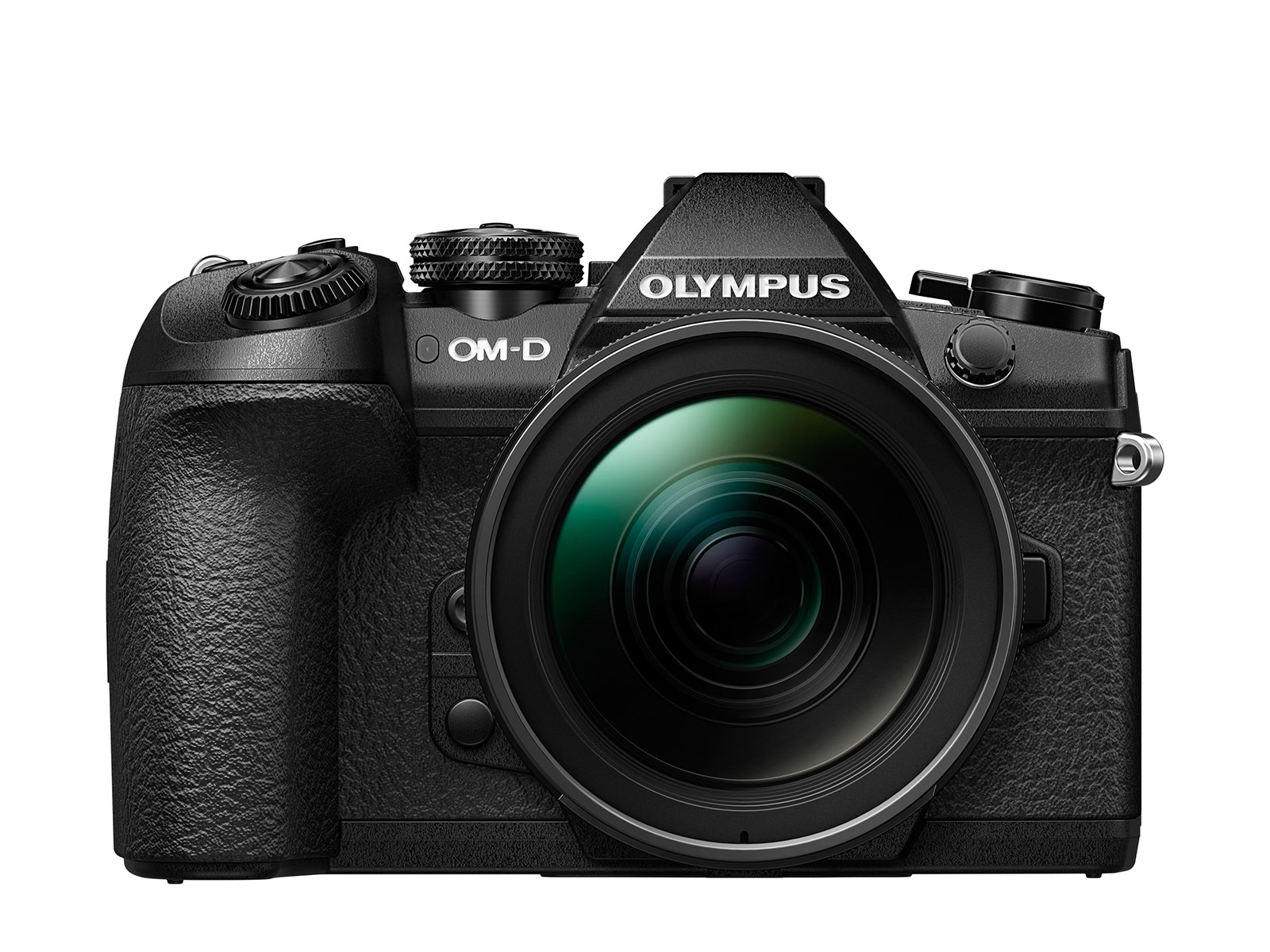 The new Olympus E-M1 Mark II