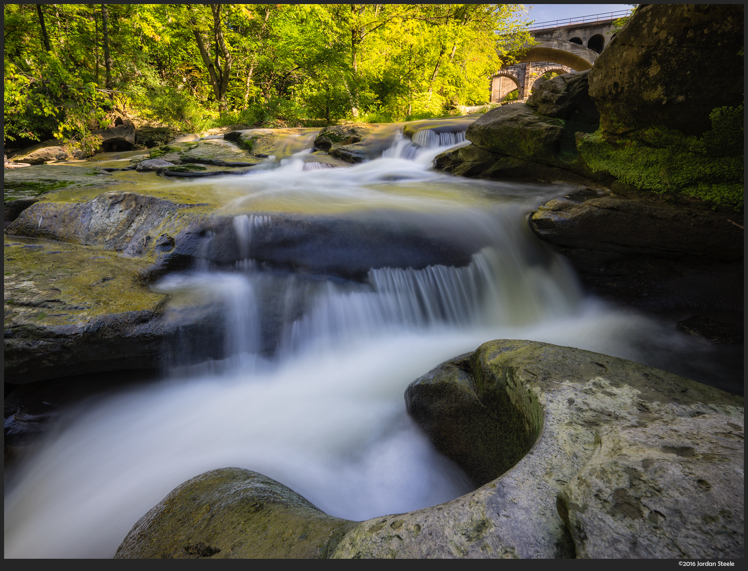 Berea Falls - Sony A7 II with Zeiss FE 16-35mm f/4 ZA OSS @