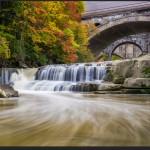 Berea Falls in Autumn - Sony A7 II with Zeiss FE 16-35mm f/4 ZA OSS @ f/16
