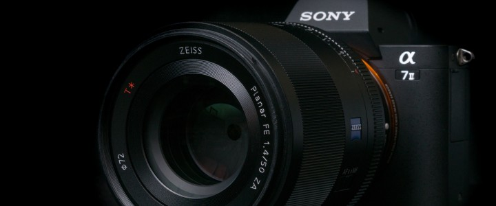The Sony Zeiss FE 50mm f/1.4 ZA Planar on the Sony A7 II