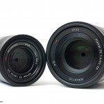 Zeiss FE 55mm f/1.8 vs. Zeiss FE 50mm f/1.4