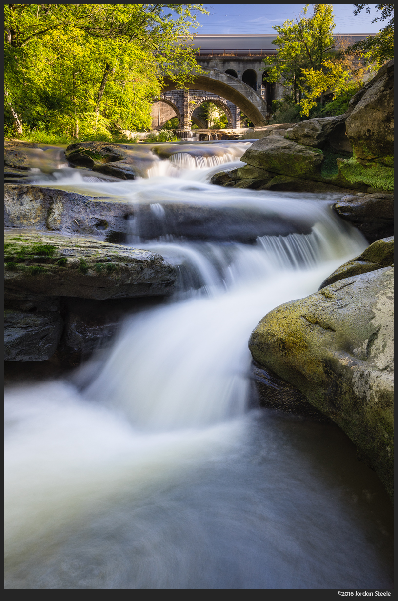 Berea Falls - Sony A7 II with Zeiss FE 16-35mm f/4 @