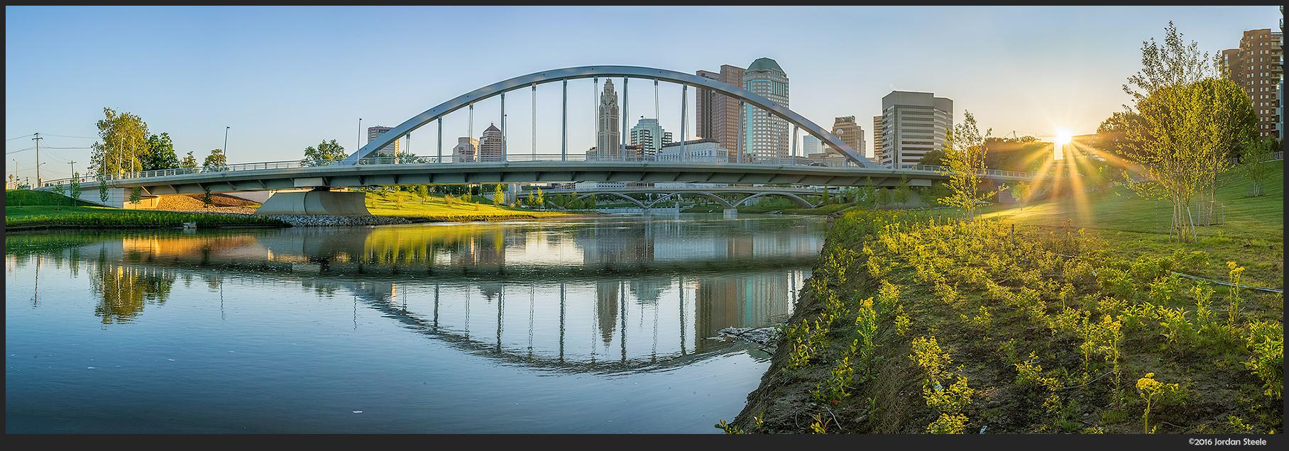 Columbus at Dawn