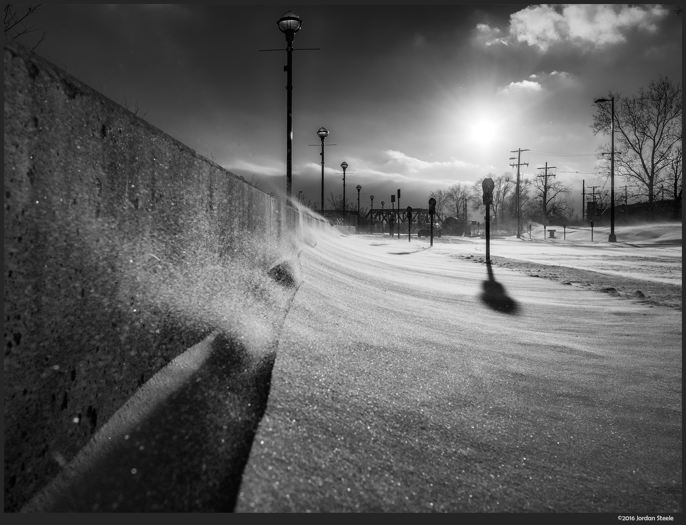 Snow Drift - Sony A7 II with Sony FE 16-35mm f/4 @