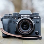 The Fujinon XF 23mm f/2 R WR on the Fuji X-T2