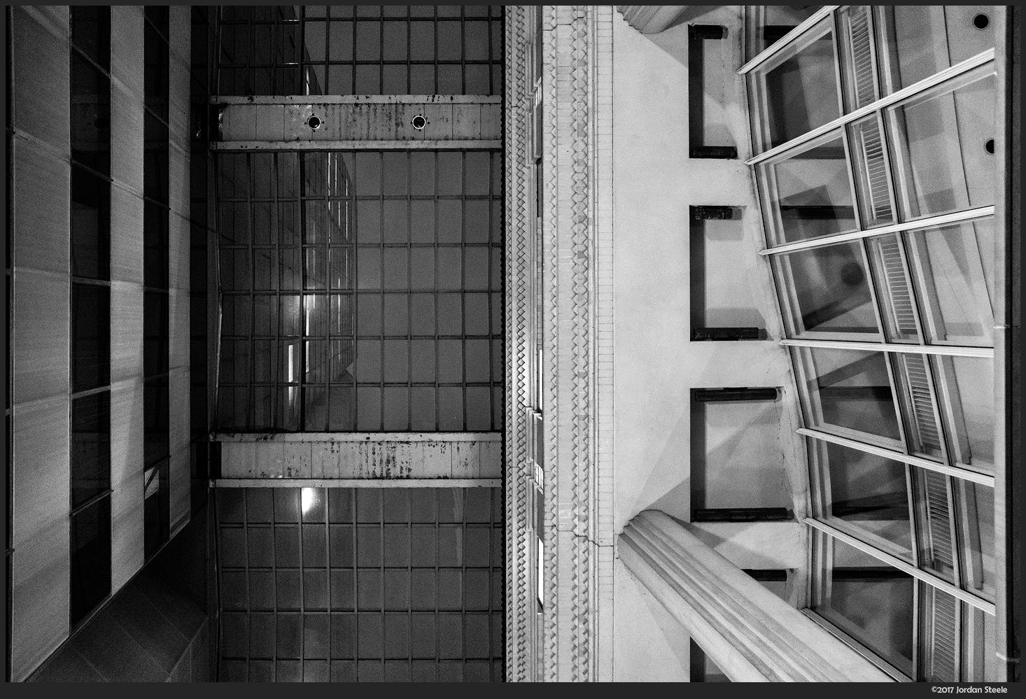 Atrium Roof - Fujifilm X-T2 with Fujinon XF 23mm f/2 R WR @ f/2