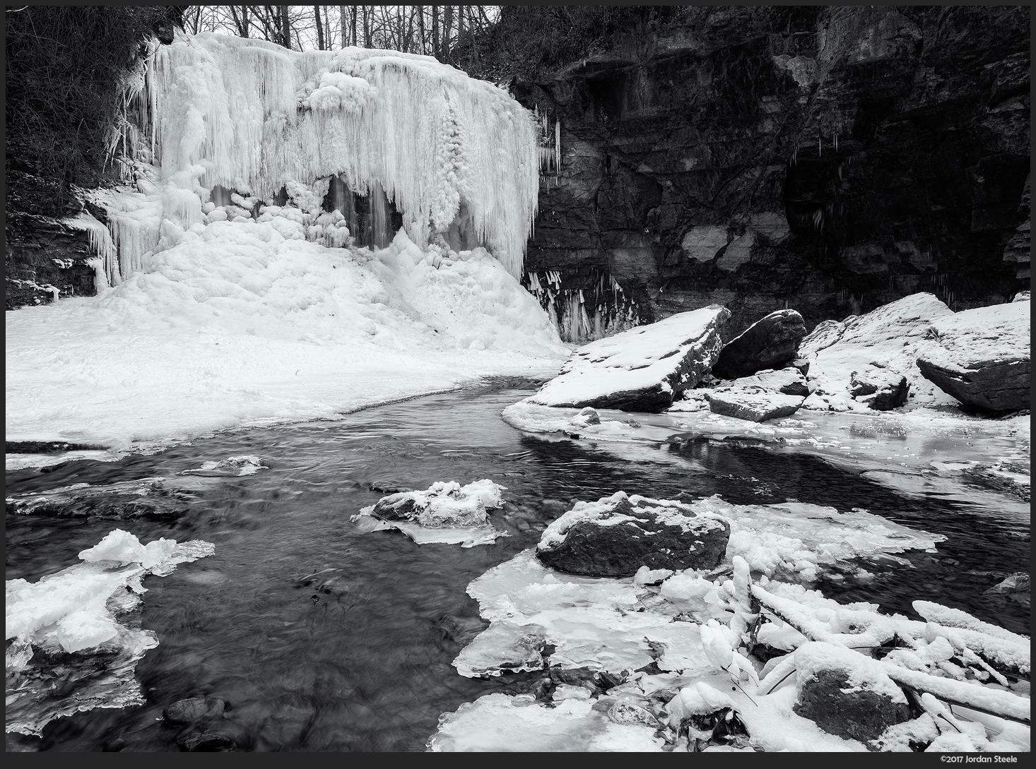 Hayden Run Falls - Fujifilm X-T2 with Fujinon XF 14mm f/2.8 @ f/11