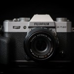 Fujifilm X-T20 with the MHG-XT10