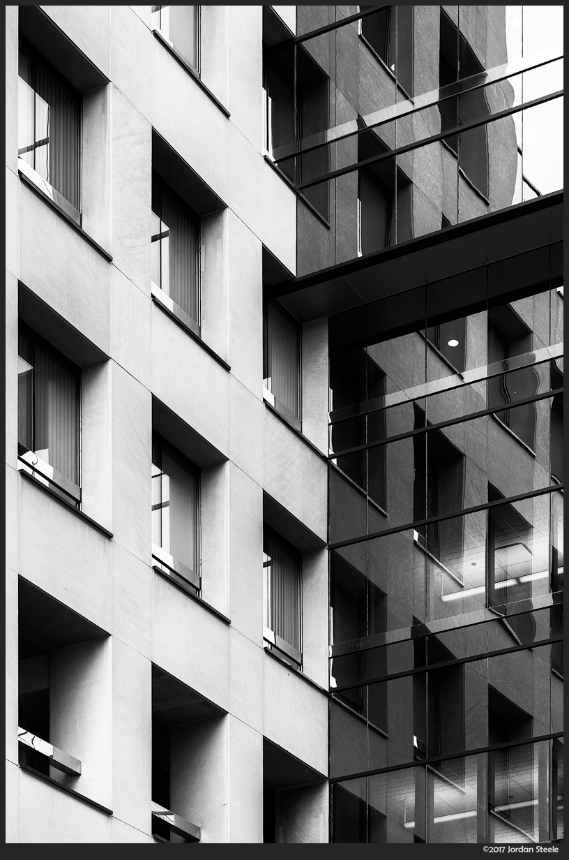 Window Geometry - Sony A7 II with Sony FE 85mm f/1.8 @ f/4