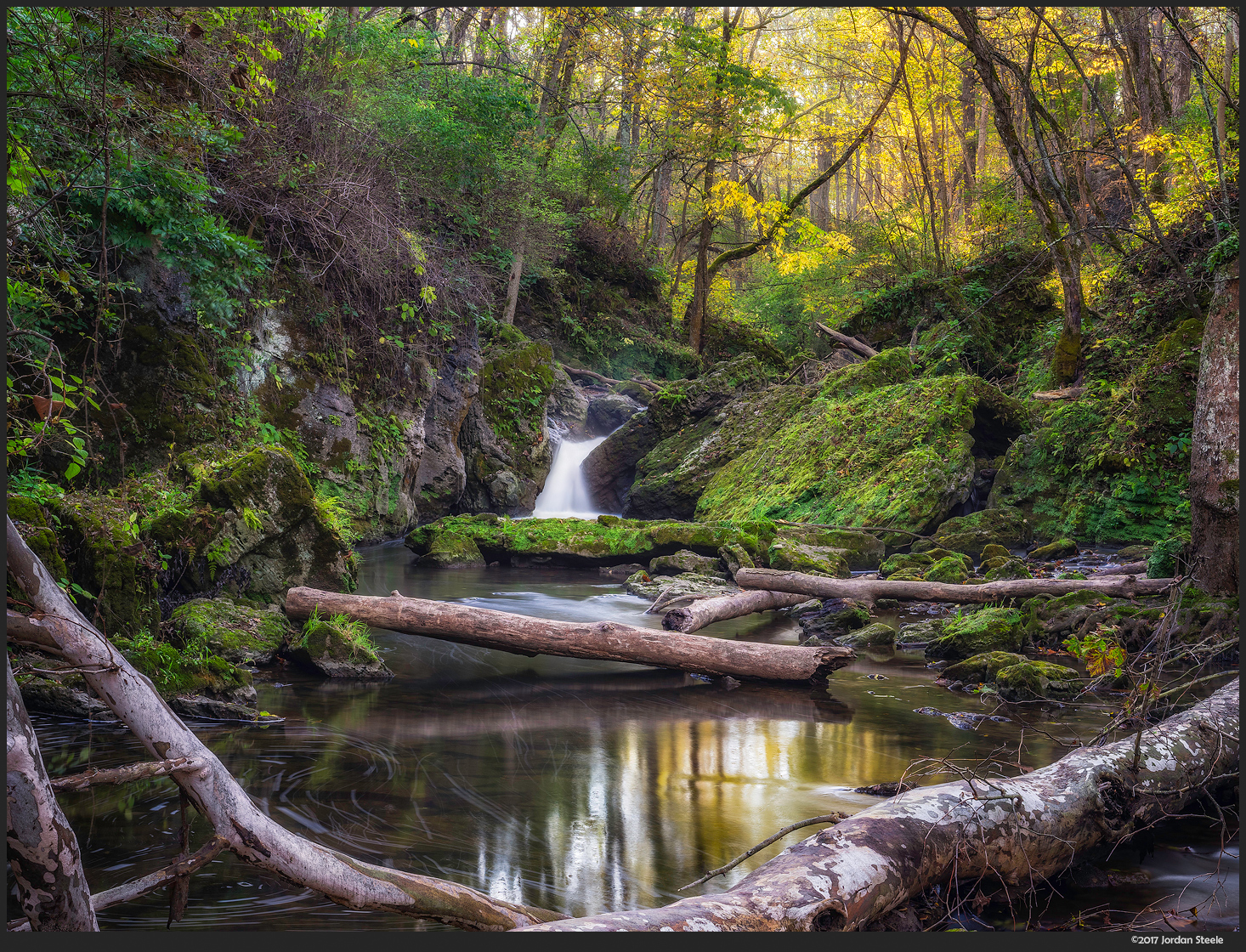 Hidden Paradise, Massies Creek, Ohio - Sony A7 II with Zeiss 55mm f/1.8 @