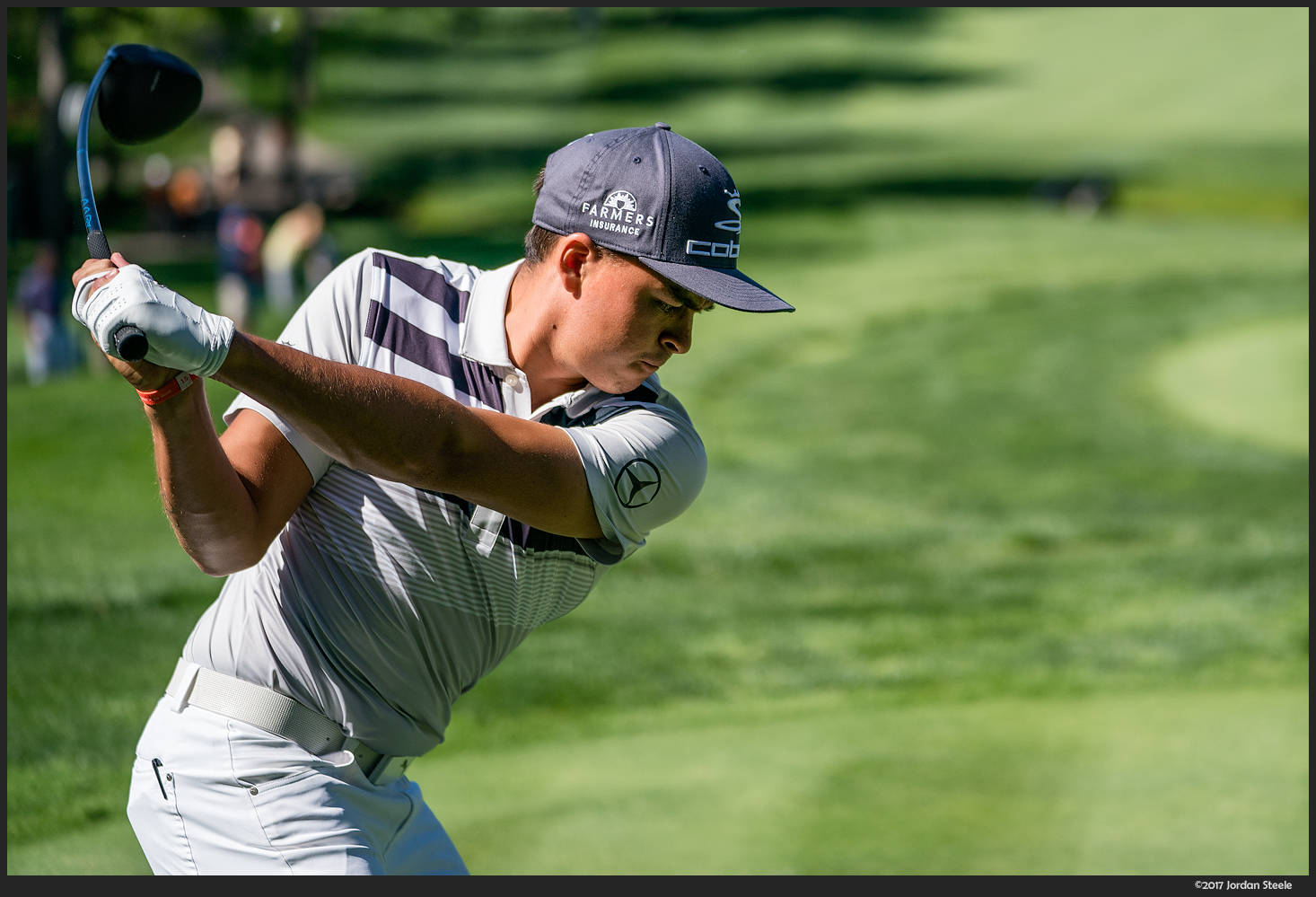 Ricky Fowler - Sony A9 with Sony FE 70-200mm f/2.8 GM @