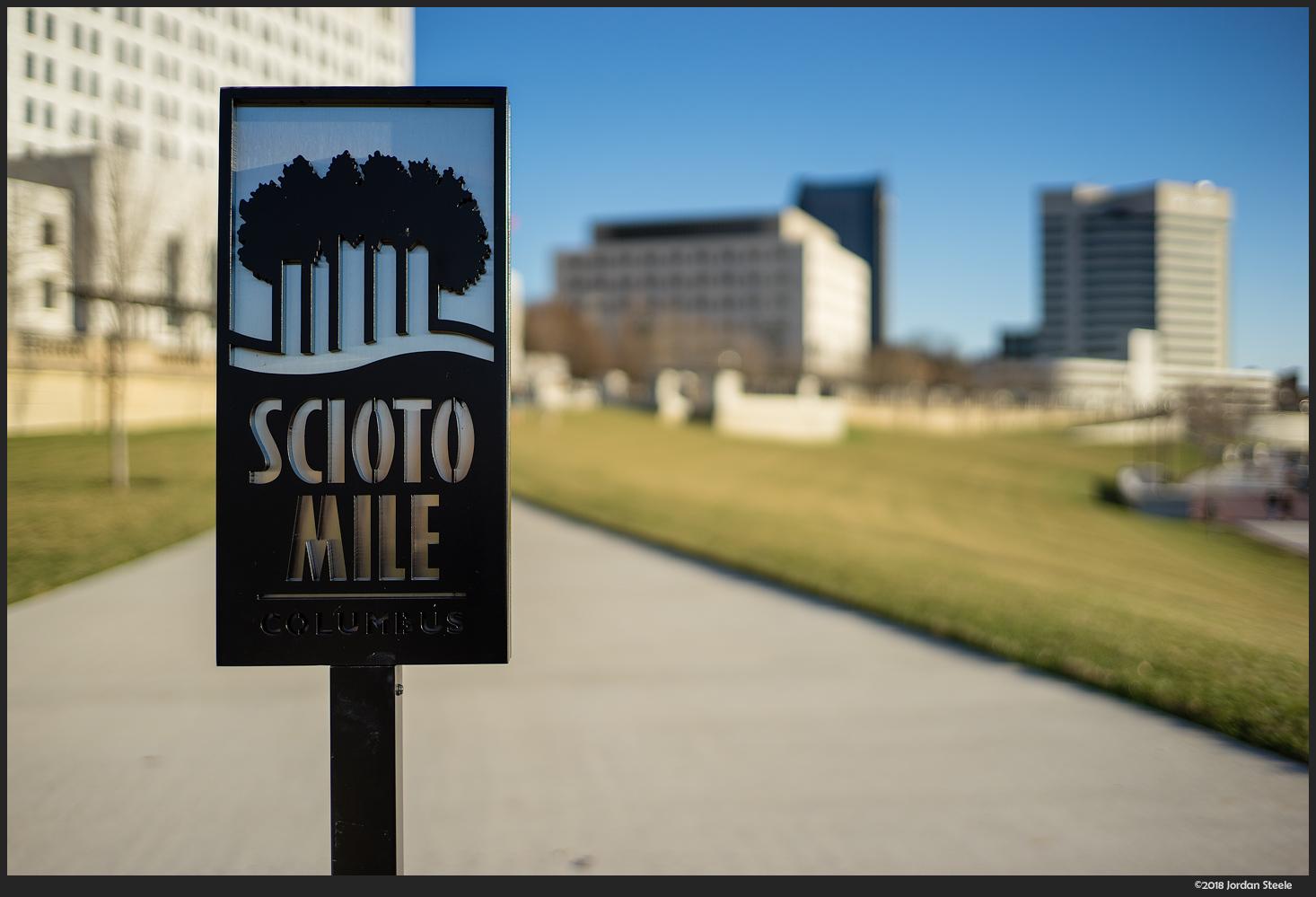 Scioto Mile - Sony A7 II with Voigtländer 35mm f/1.4 Nokton Classic @ f/2,