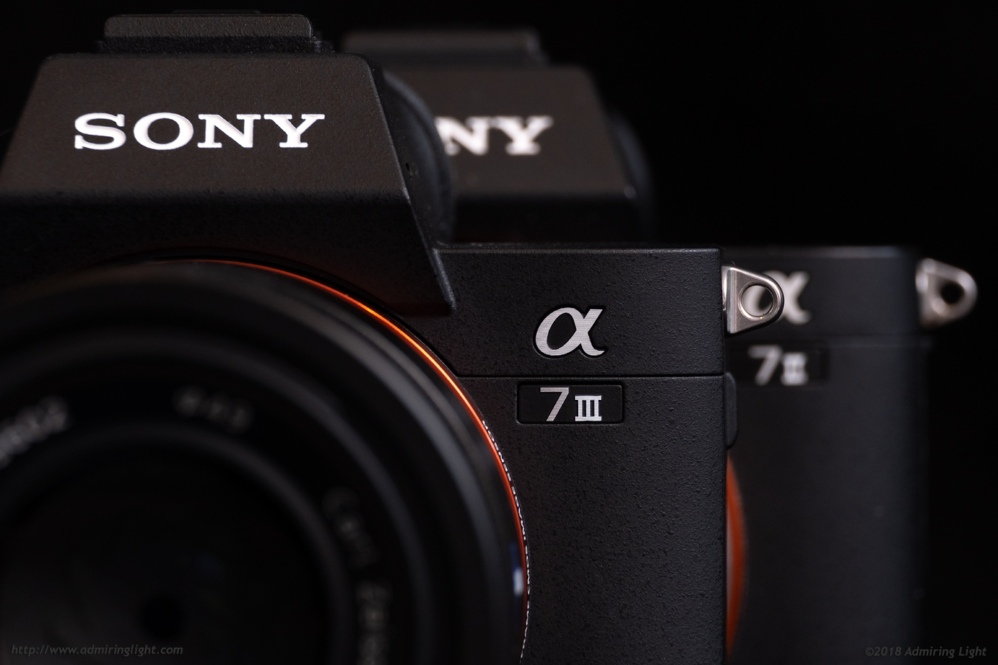 The new Sony A7 III - an upgrade to 2014's A7 II