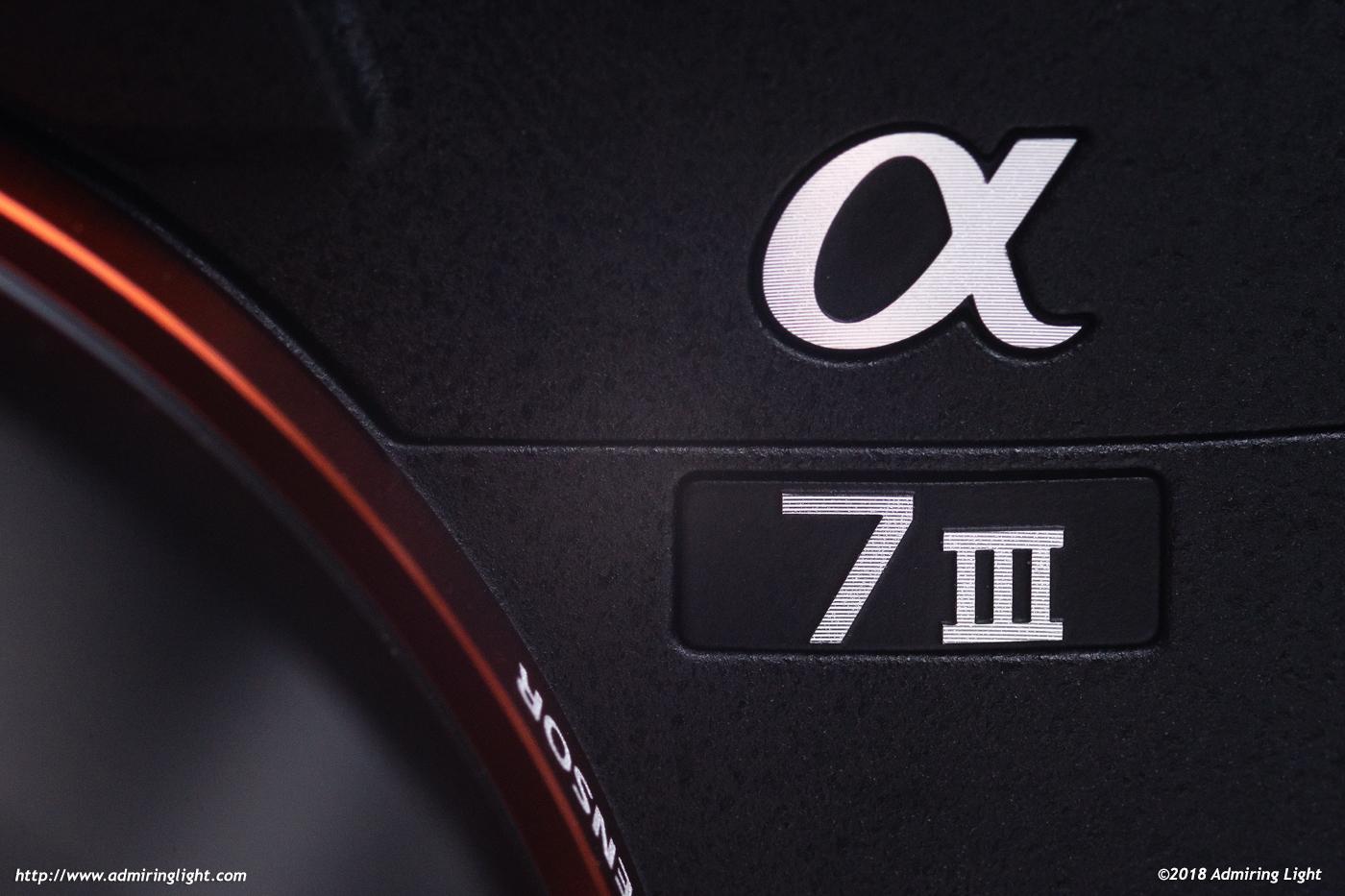 A7 III