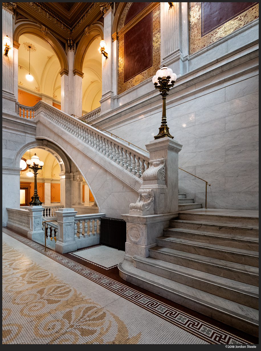 Ohio Statehouse - Sony A7 III With Sony FE 16-35mm f/4 ZA OSS @