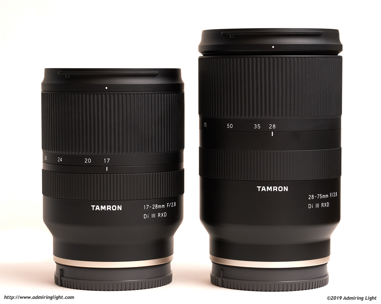 Review: Tamron 17-28mm f/2.8 Di III RXD - Admiring Light