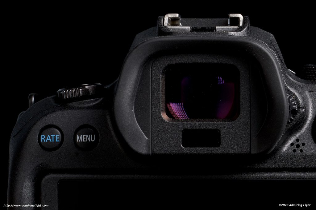 Canon EOS R6 Viewfinder