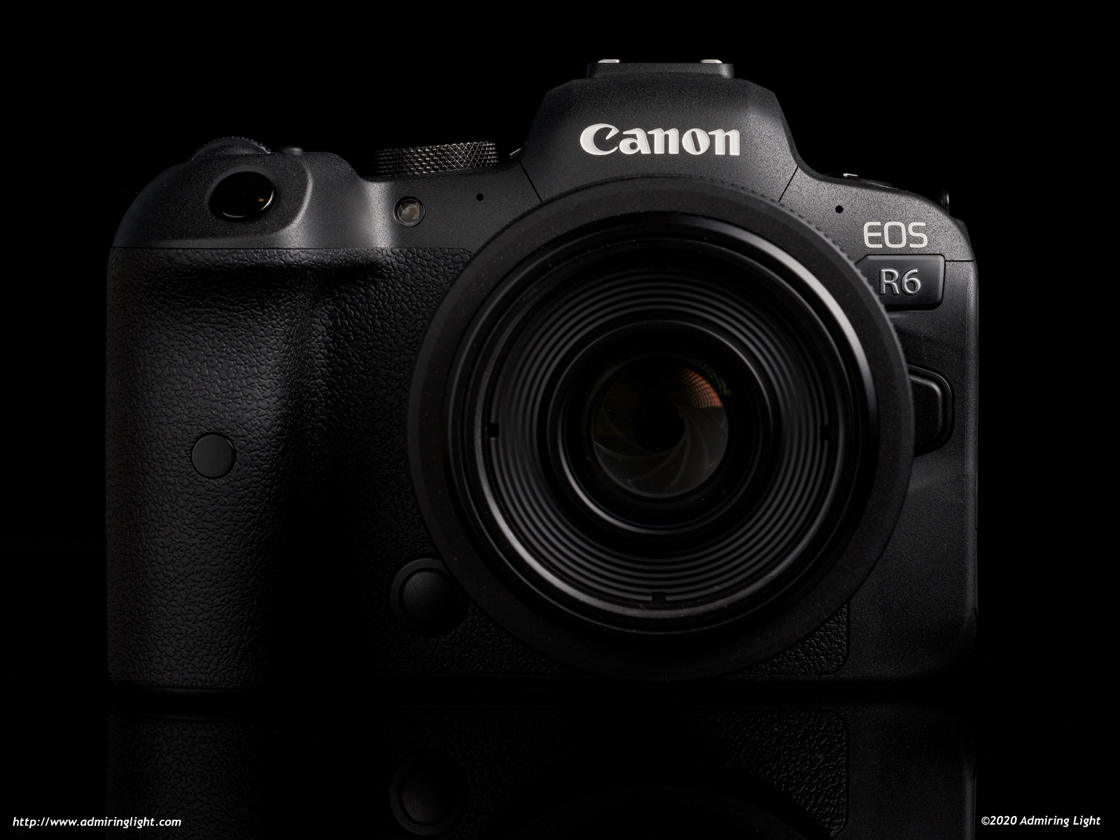 Canon EOS R6 with RF 35mm f/1.8