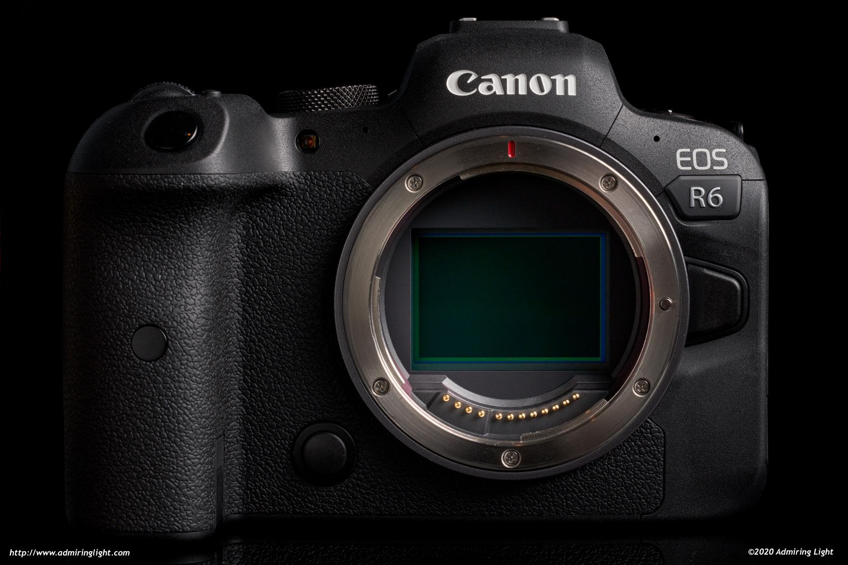Canon EOS R6 Sensor