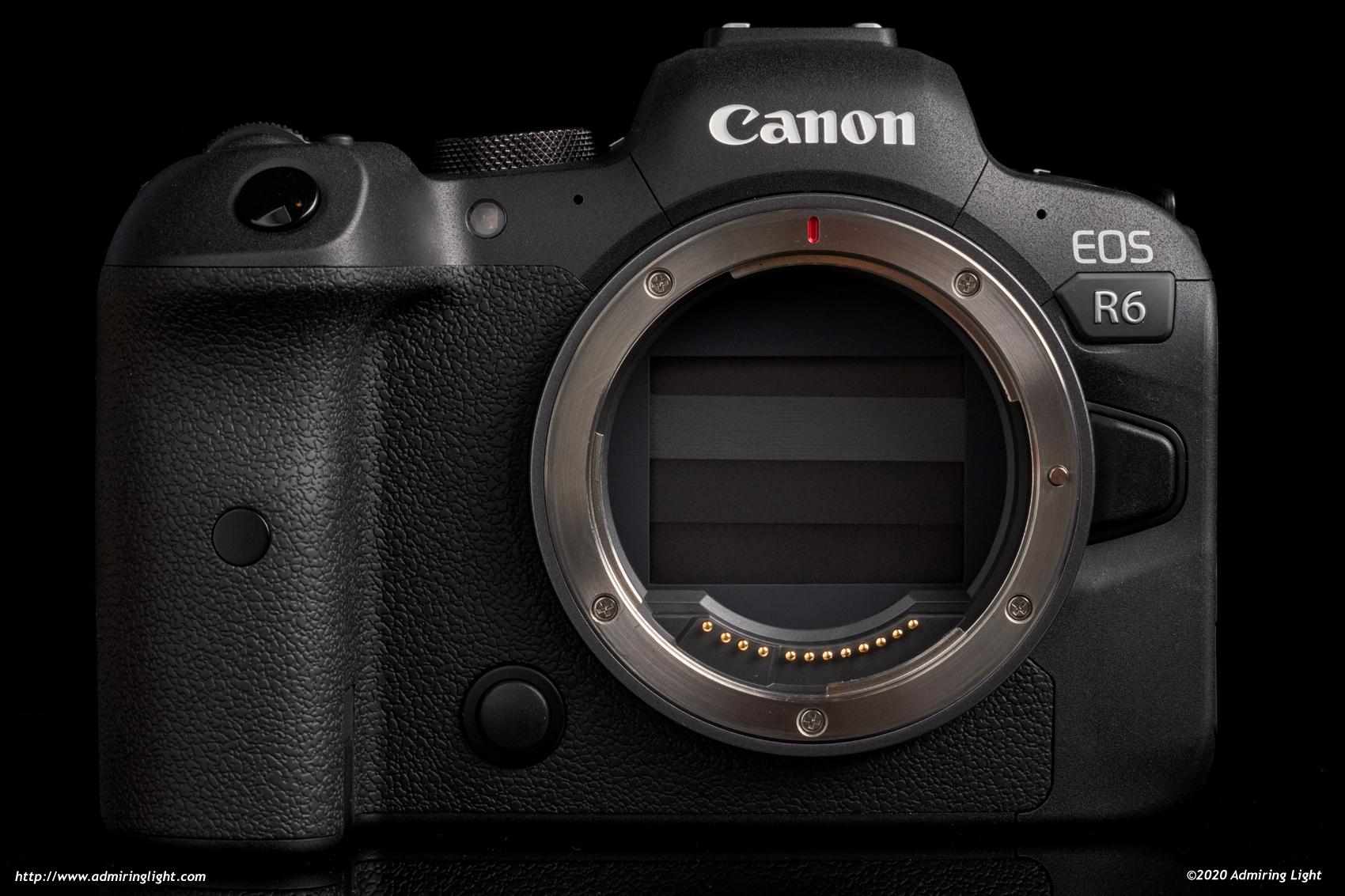 Canon EOS R6 Shutter
